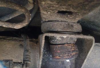 ремонт  подушки кузова спб